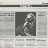 Giornale di Sicilia 12/8/2010