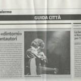 Giornale di Sicilia 27/8/2009