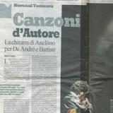 La Repubblica 27/8/2009